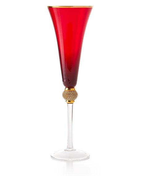 Bling Champagne Flute