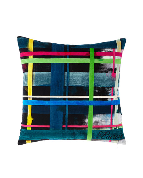 Christian Lacroix Lentrelacs Multicolored Pillow