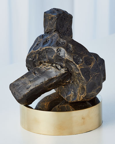 Iron Knot Sculpture