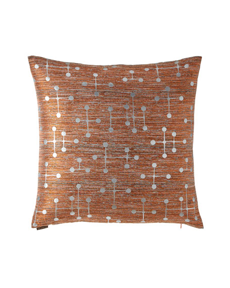 Morse Copper Pillow