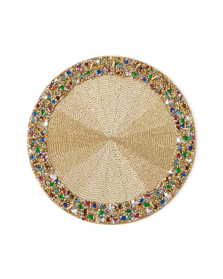 Bejeweled Placemat