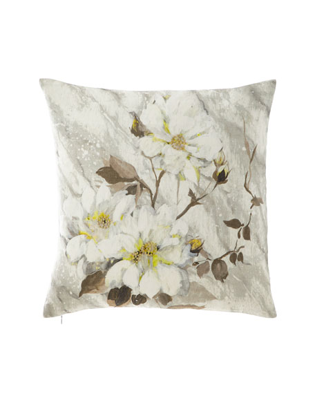 Carrara Fiore Platinum Pillow