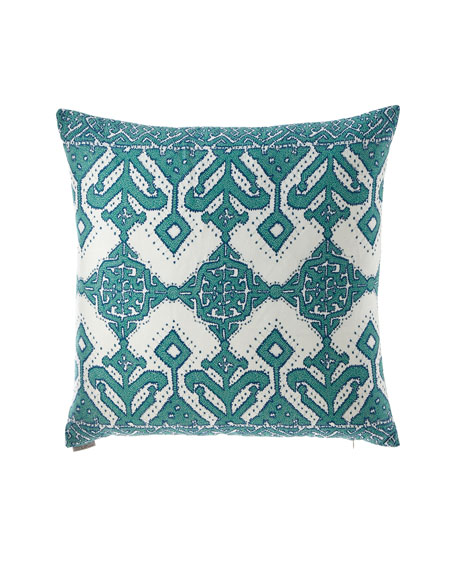 D.V. Kap Home Demarco Emerald Pillow