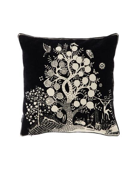 Christian Lacroix Clairiere Primevere Pillow