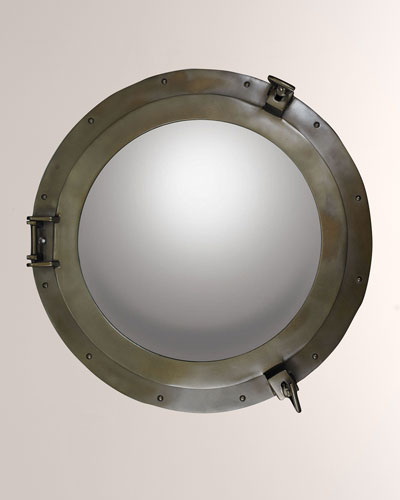 Lounge Porthole Mirror  Large