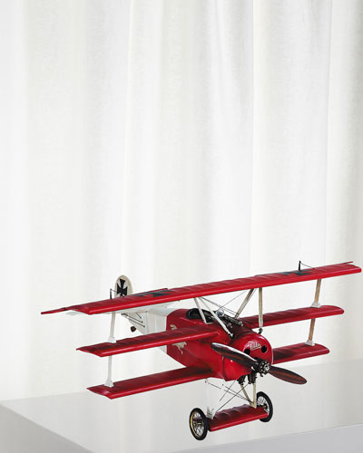 Desktop Fokker Triplane Model