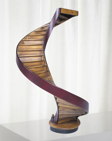 Authentic Models Grand Staircase Architectural Model