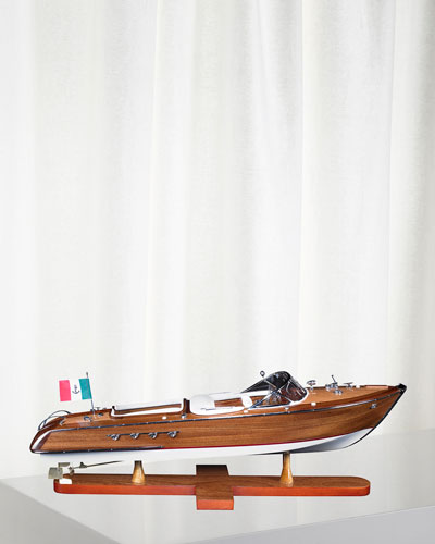 Aquarama Model Boat