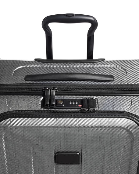 Large Trip Expandable 4-Wheel Luggage