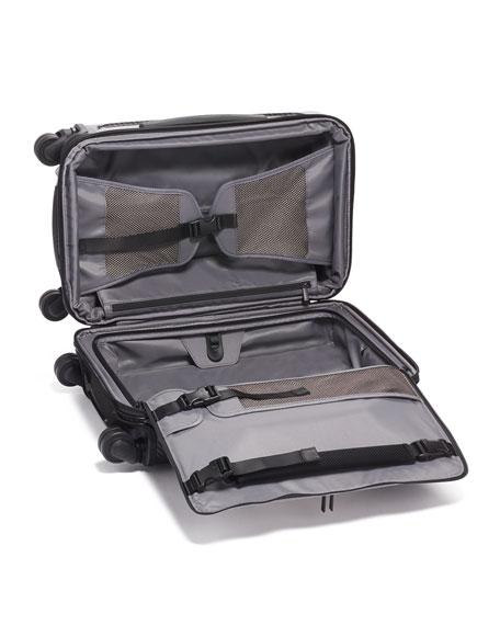 International Expandable 4 Wheel Carry-On Luggage