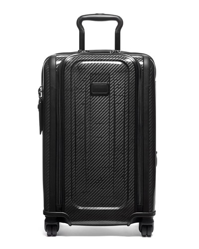 International Expandable 4 Wheel Carry-On Luggage