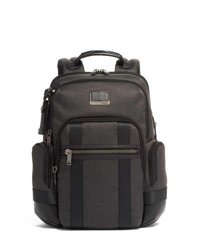 Nathan Alpha Bravo Backpack with 15 Laptop Compartment