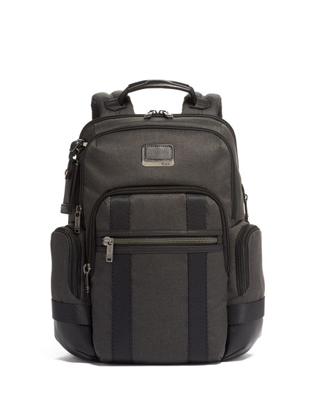 Tumi Nathan Alpha Bravo Backpack with 15