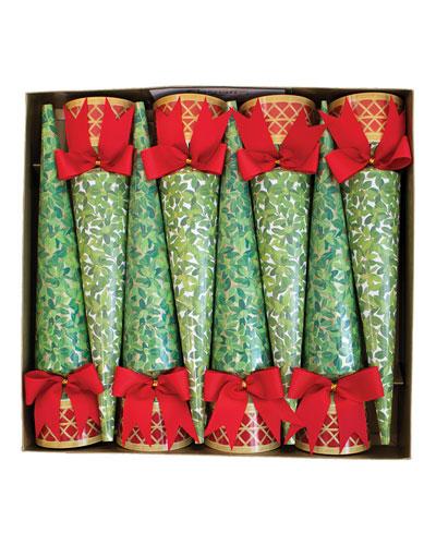 Boxwood Topiary Crackers