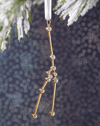 Taurus Zodiac Ornament