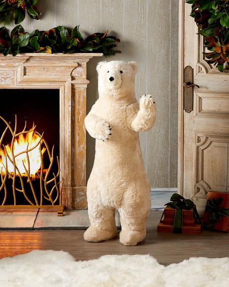 "Standing Polar Bear, 48"""