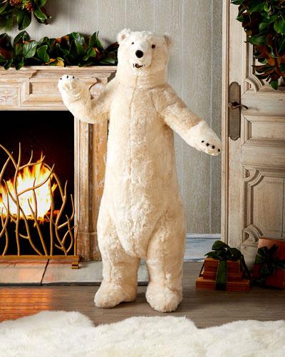 Standing Polar Bear  58