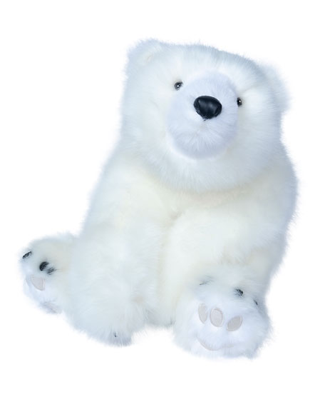White Diamond Bear Hugs, 26""