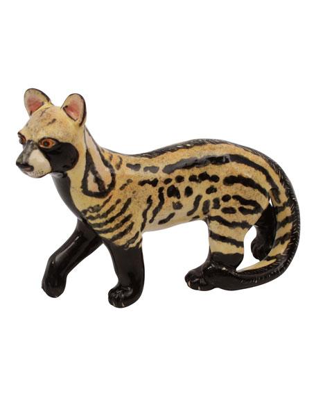 Civet Sculpture