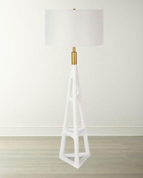 Tanner Metal Floor Lamp