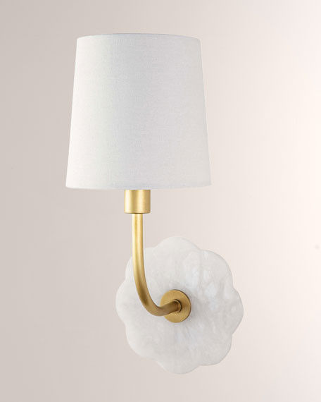 Camilla Bent Arm Sconce
