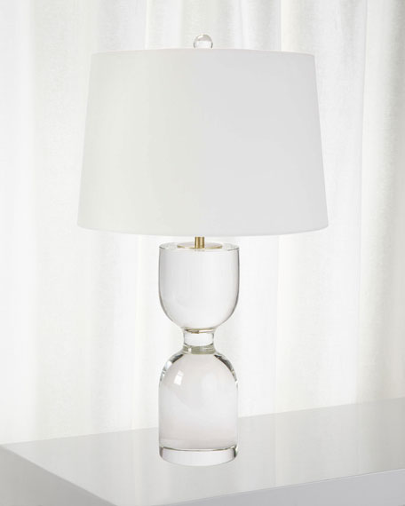 Joan Crystal Large Table Lamp