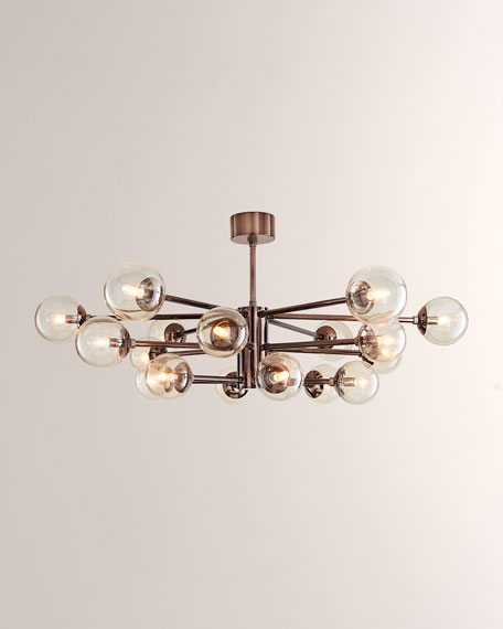Arteriors Karrington Large Chandelier