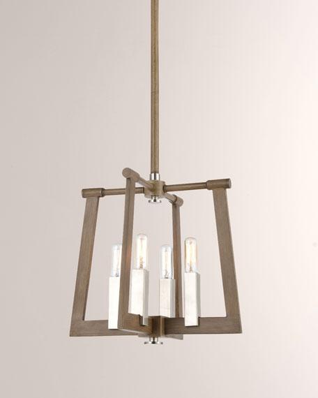 Axis 4-Light Vertical Pendant