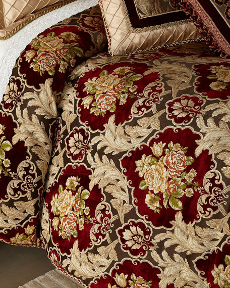 Austin Horn Collection Alias 3-Piece Queen Comforter Set