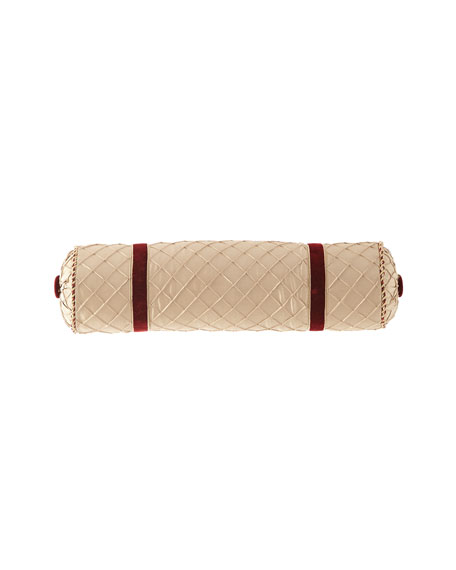 Austin Horn Collection Alias Neck Roll Pillow