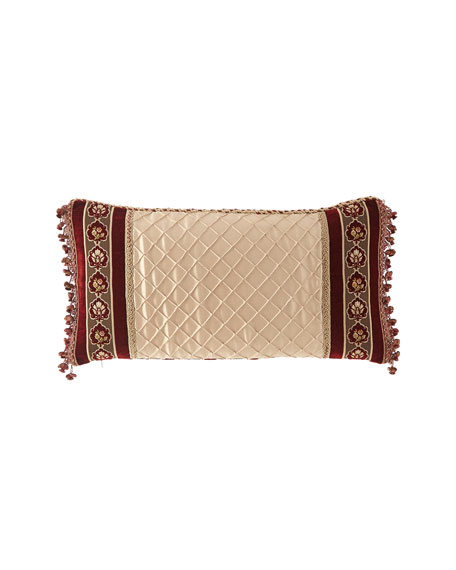 Austin Horn Collection Alias Boudoir Pillow