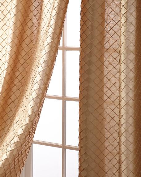 """Alias Diamond Curtain Panels, 108"""""""
