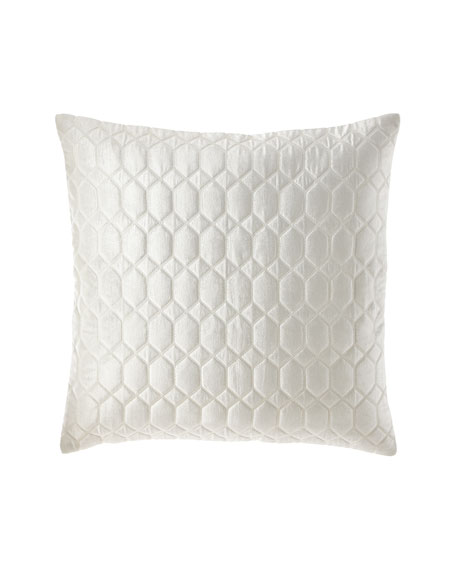Honeycomb European Sham