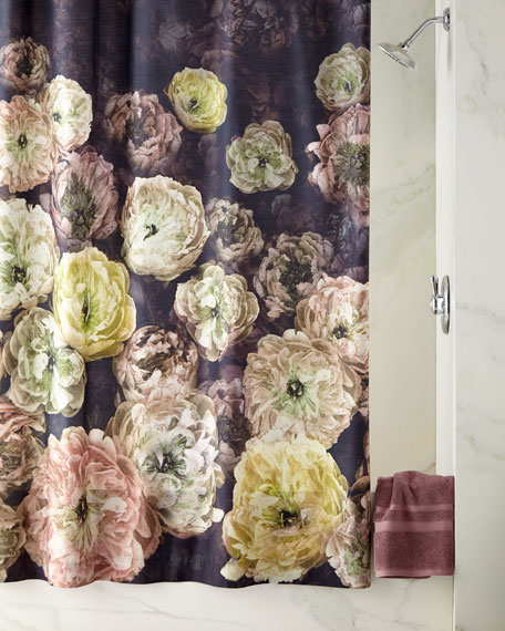 Designers Guild Le Poeme de Fleurs Midnight Shower