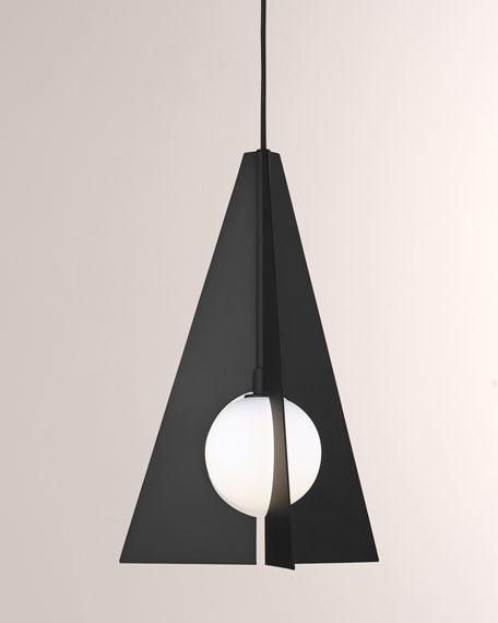 Orbel Pyramid Pendant Light