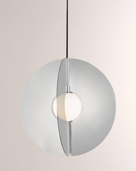 Orbel Round Pendant Light