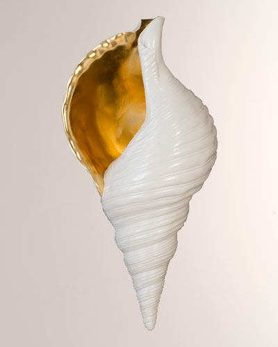 Triton Shell Wall Art