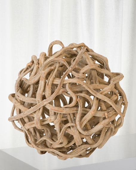 "27"" Vine Ball Decor"