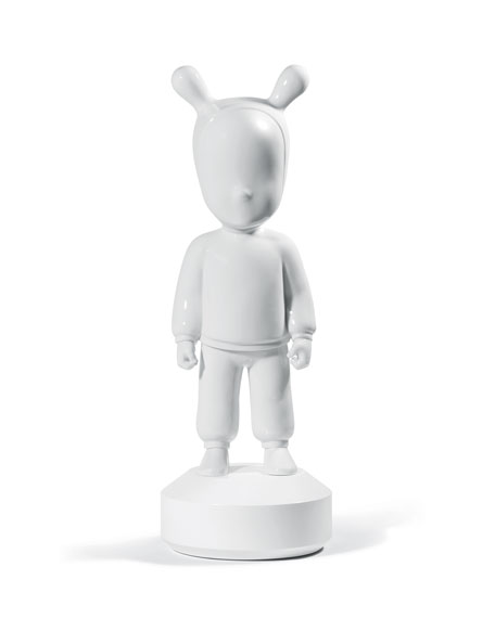 """The Guest"" Figurine - White - Big"