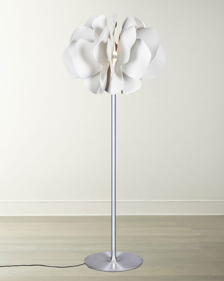 Lladro Marcel Wanders Night Bloom Floor Lamp