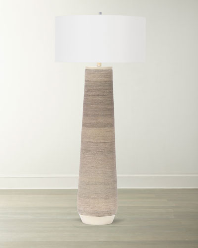 Aviana Rope Floor Lamp