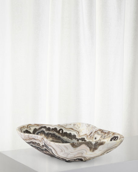 Sonora Small Onyx Bowl
