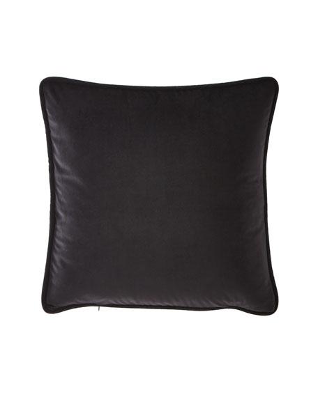 Austin Horn Collection Contempo Velvet Pillow, 20