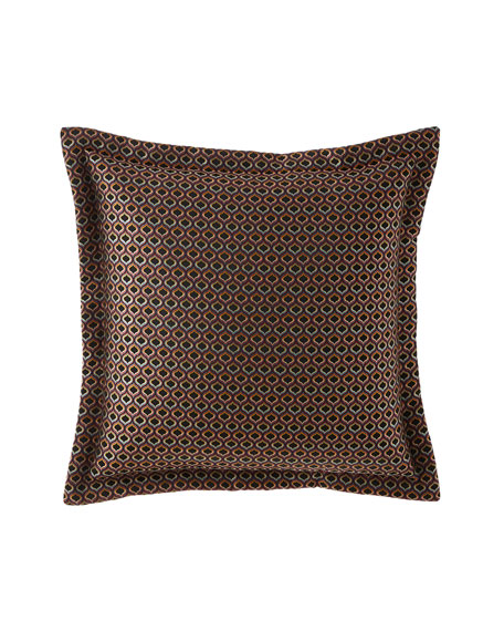 Austin Horn Collection Contempo Diamond European Sham