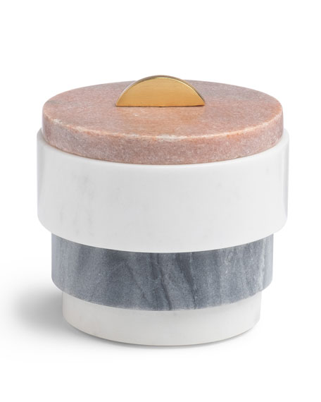 Kassatex Tripoli Cotton Jar