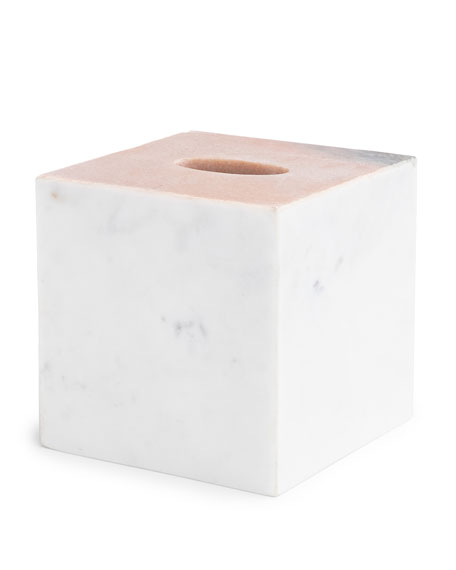 Kassatex Tripoli Tissue Box Holder