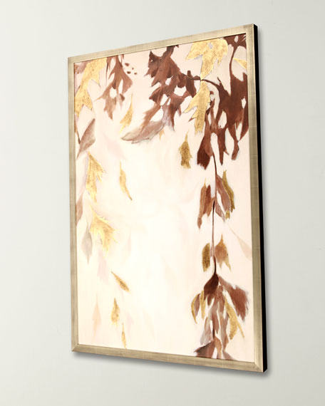 """Falling Leaves"" Giclee Canvas Art by Jardine"