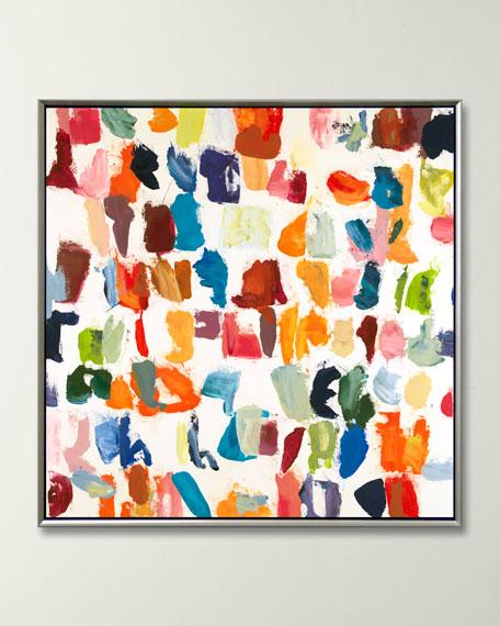 """Speak"" Giclee Canvas Art by Hebberd"