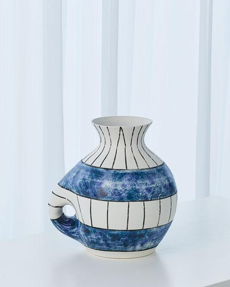 Global Views Oslo Vase - Short