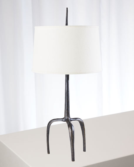 Riley Table Lamp - Bronze